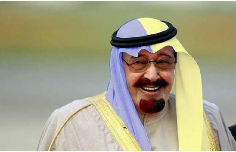 Король Абдалла ясно дал понять на чьей он стороне