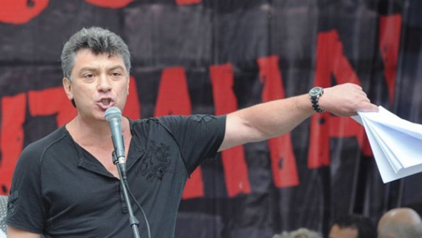 На Донбассе началась крупномасштабная война, — Немцов