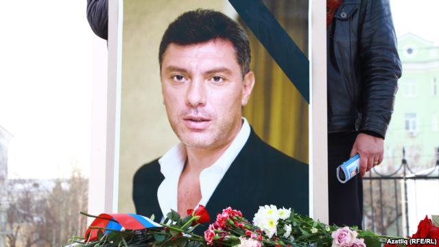 На Троекуровском кладбище похоронили Бориса Немцова