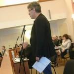 Борис Немцов - депутатам муниципалитета: «Город вам этого не простит!»